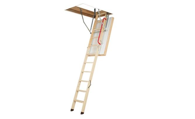 Scari modulare din lemn Fakro pentru case pasive Braila si Tulcea